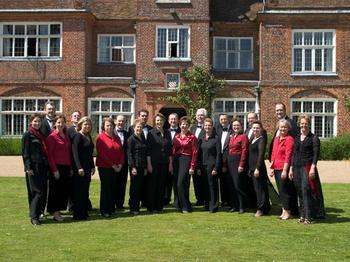 Singing Day - Haydn Nelson Mass: The Lea Singers picture