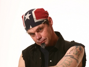 Rich Hall as Otis Lee Crenshaw artist photo