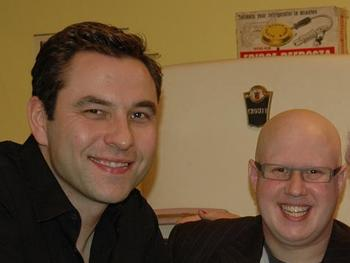 Matt Lucas And David Walliams (Little Britain) artist photo