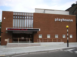 Erith Playhouse artist photo
