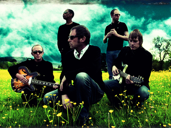 Marchin' Already Tour: Ocean Colour Scene picture