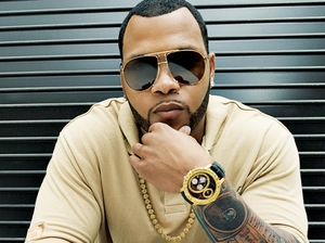 Flo Rida artist photo