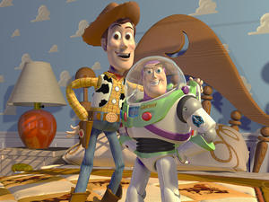 Film promo picture: Toy Story