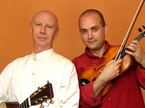 Kevin Dempsey & Joe Broughton artist photo