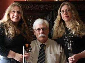 Trio Threlfall artist photo