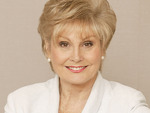 Angela Rippon artist photo
