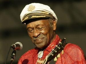 Chuck Berry artist photo