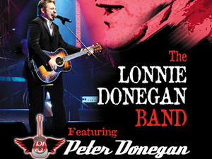 The Lonnie Donegan Band artist photo