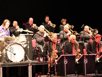 The Pete Cater Big Band artist photo