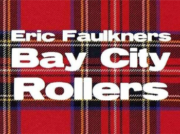Eric Faulkner's Bay City Rollers artist photo