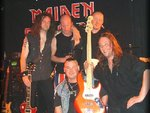Maiden England artist photo