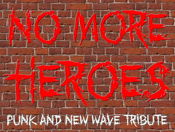 No More Heroes artist photo