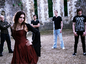 Tainted Grace artist photo