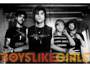 Boys Like Girls artist photo