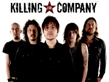 Killing For Company artist photo