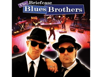 The Briefcase Blues Brothers artist photo