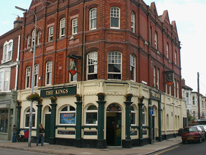 The Loft (Above The Kings Pub) artist photo
