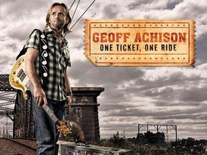 Geoff Achison artist photo