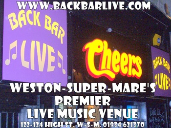 Back Bar Live venue photo