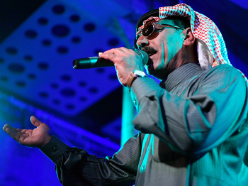 Omar Souleyman artist photo