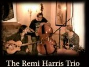 Remi Harris Trio artist photo