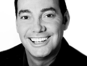 Craig Revel Horwood artist photo