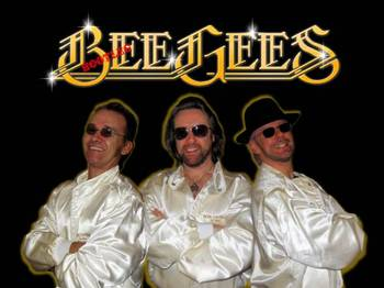 Bootleg Bee Gees artist photo