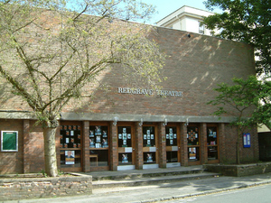 Redgrave Theatre artist photo