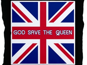 God Save The Queen artist photo