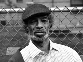 Gil Scott-Heron artist photo