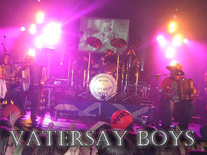The Vatersay Boys artist photo