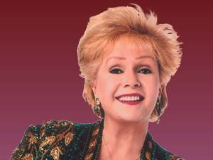 Debbie Reynolds artist photo