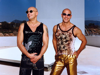 Right Said Fred artist photo