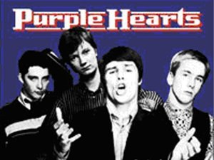 The Purple Hearts Band artist photo