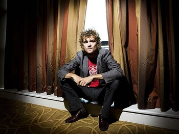 Brendan Benson artist photo