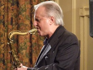 Scott Hamilton Quartet artist photo