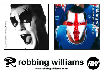 Robbing Williams picture