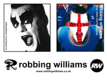 Robbing Williams artist photo