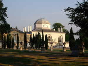 Chiswick House & Gardens artist photo