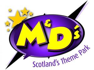 M&D's Scotland's Theme Park artist photo