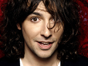 Alex Zane artist photo