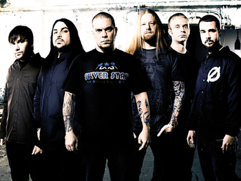 Chimaira artist photo