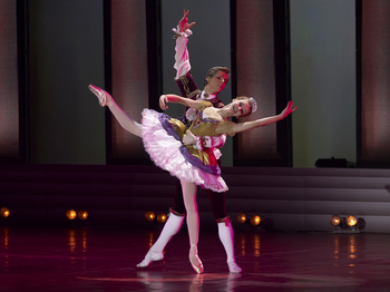 Alice In Wonderland: Ballet Theatre UK picture