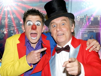 Circus Hilarious : Clive Webb & Danny Adams, Michael Potts, Clownforce picture