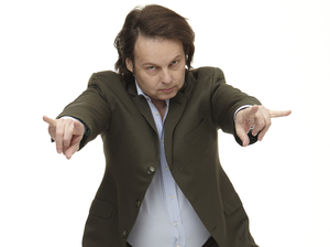 Rich Fulcher artist photo