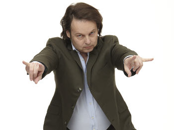 House Of Mirth: Rich Fulcher, Baconface, Bridget Christie, Lou Sanders, Jigsaw, Jessica Fostekew, Sara Pascoe picture