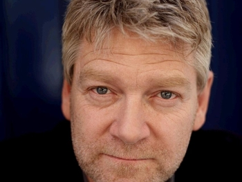 Kenneth Branagh artist photo