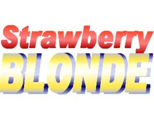 Strawberry Blondes artist photo