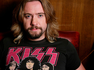 Justin Lee Collins artist photo