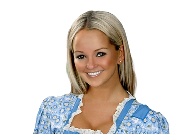 Jennifer Ellison artist photo
